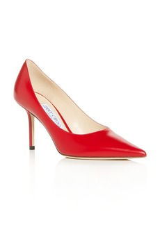 Jimmy Choo Women's Love 85 Pointed Toe Pumps