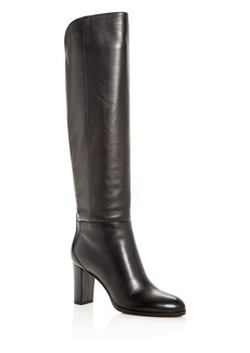 Jimmy Choo Women's Madalie 80 High Block-Heel Boots