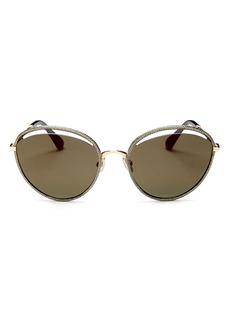 Jimmy Choo Women's Malya Butterfly Sunglasses, 59mm