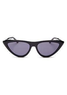 Jimmy Choo Women's Sparks Cat Eye Sunglasses, 55mm