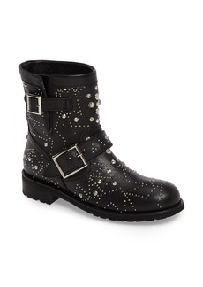 Jimmy Choo Youth Combat Boot (Women)