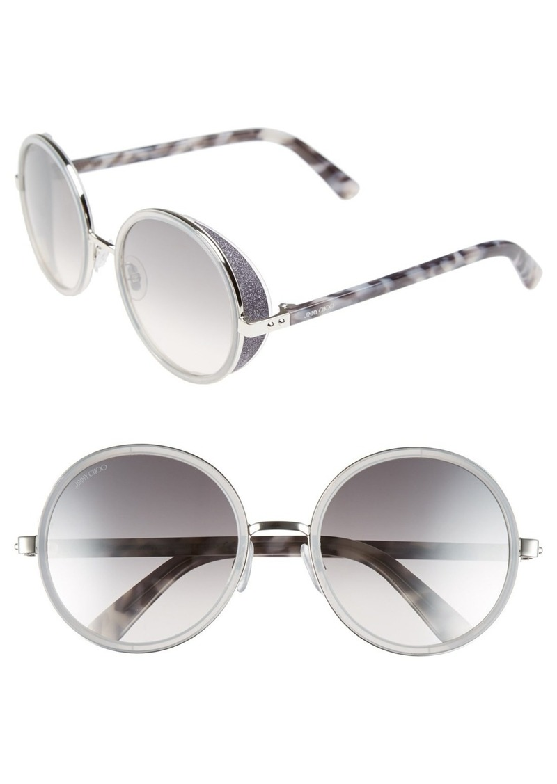 267b5b1cdc Jimmy Choo Jimmy Choo  Andies  54mm Round Sunglasses