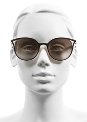 Jimmy Choo 'Neizas' 54mm Metal Sunglasses
