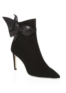 Jimmy Choo Kassidy Suede Ankle Boots