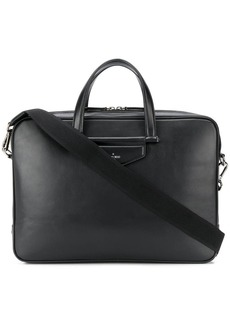 Jimmy Choo Knox rectangular briefcase