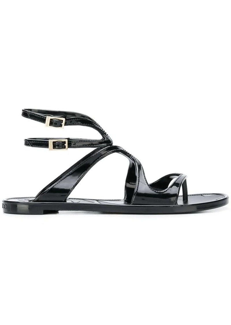 Lance jelly sandals