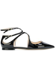 Jimmy Choo Lancer flat ballerina shoes