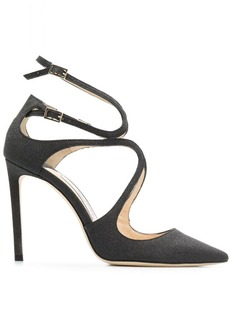 Jimmy Choo Lancer strappy pumps