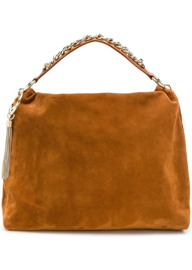 Jimmy Choo large Callie shoulder bag