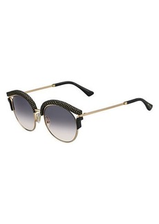 Jimmy Choo Lash Cat-Eye Sunglasses