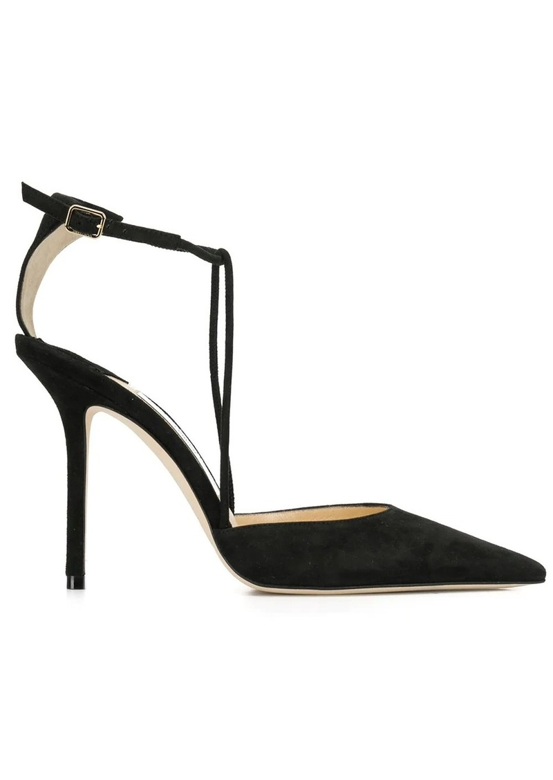 Jimmy Choo Leta 100 pumps