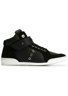 Jimmy Choo Lewis hi-top sneakers