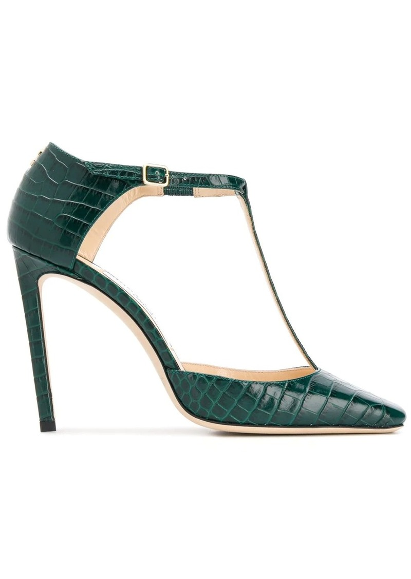 Jimmy Choo Lexica 100 pumps
