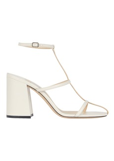 Jimmy Choo Linley 85 Cage Sandals