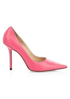 Jimmy Choo Love Patent Pumps