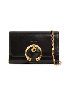 Jimmy Choo Madeline Mini Xb Smooth Leather  Bag