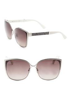 Jimmy Choo Maty 58MM Square Sunglasses