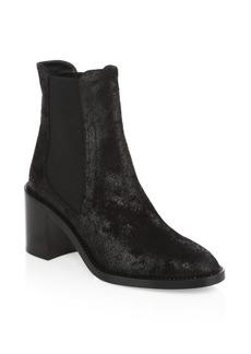Jimmy Choo Merril Velvet Ankle Boots