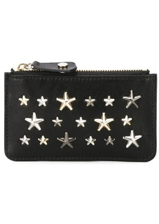 Jimmy Choo Nancy star stud key case