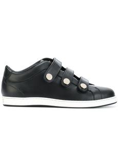 Jimmy Choo NY three-strap sneakers