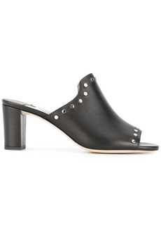 Jimmy Choo slip on block heel sandals