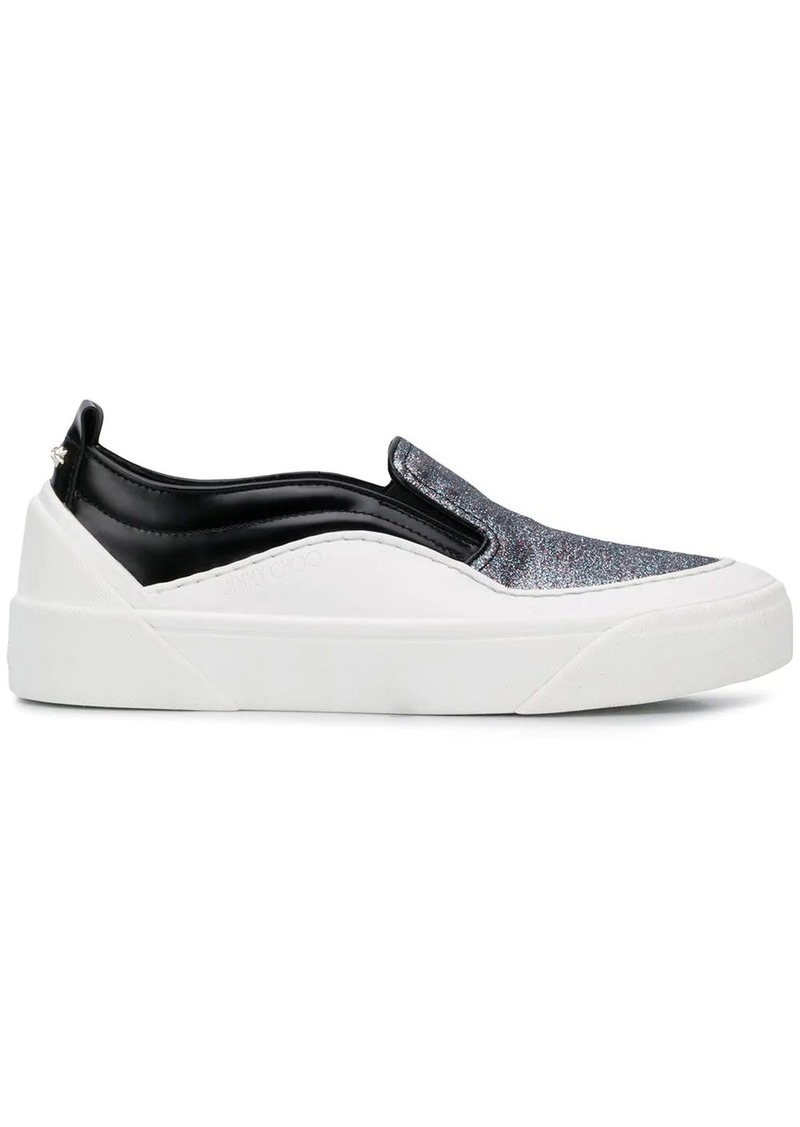 Jimmy Choo slip-on sneakers