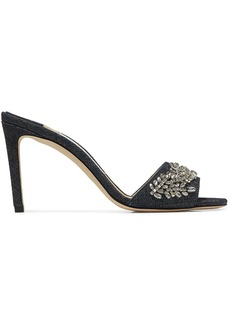 Jimmy Choo Stacey 85mm mules
