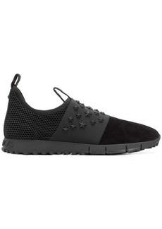 Jimmy Choo star appliqué sneakers