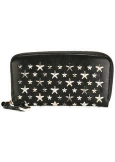 Jimmy Choo star embellished wallet