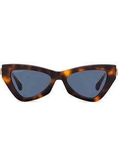 Jimmy Choo tortoiseshell sunglasses