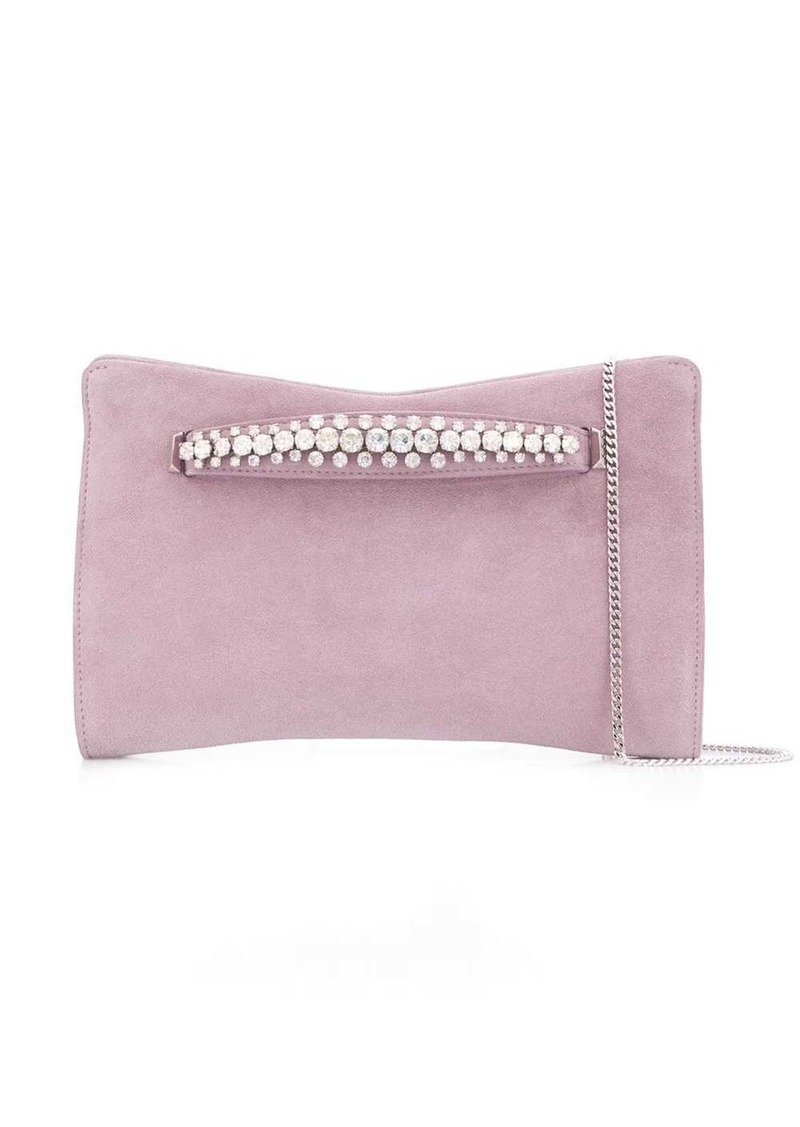 Jimmy Choo Venus clutch bag
