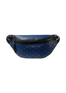 Jimmy Choo York star-embellished belt bag