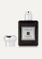 Jo Malone London Dark Amber and Ginger Lily Cologne Intense 50ml