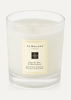 Jo Malone London English Oak & Redcurrant Scented Home Candle, 200g
