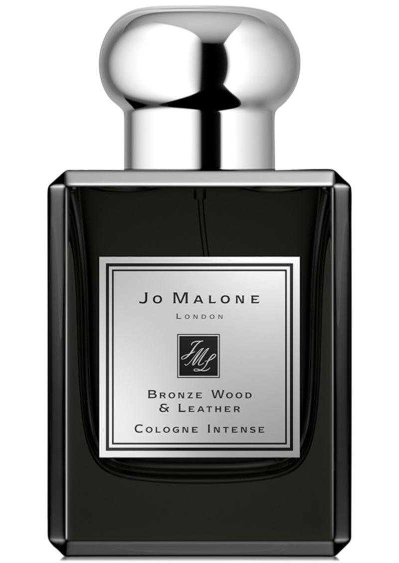 Jo Malone London Bronze Wood & Leather Cologne Intense, 1.7-oz.