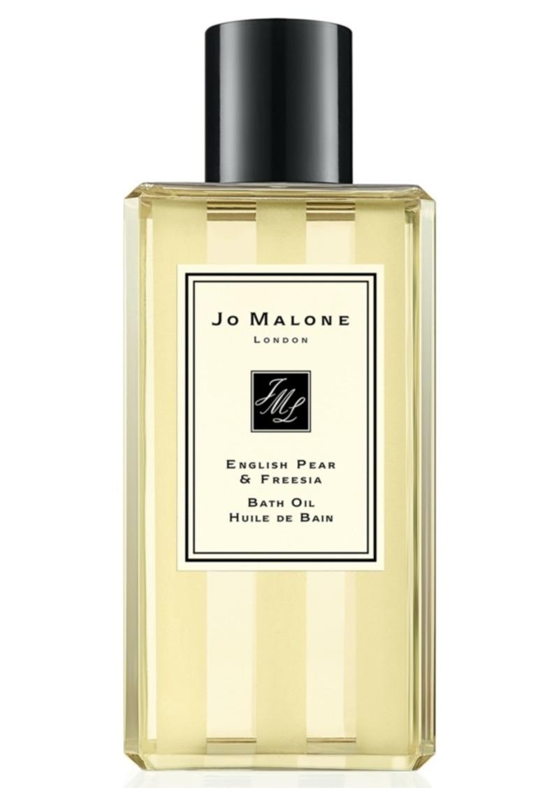 Jo Malone London English Pear & Freesia Bath Oil, 8.5-oz.