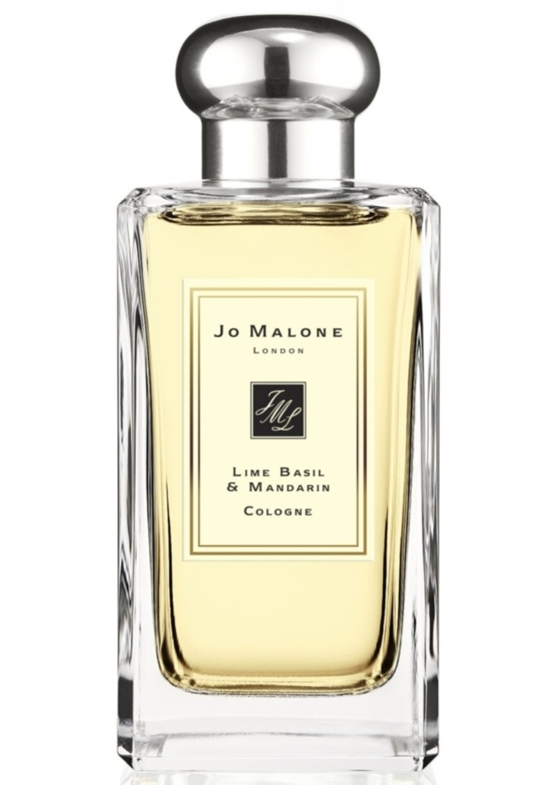 Jo Malone London Lime Basil & Mandarin Cologne, 3.4-oz.