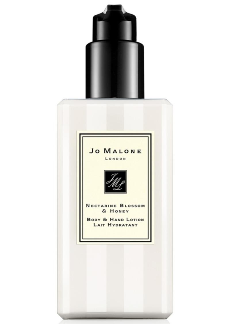 Jo Malone London Nectarine Blossom & Honey Body & Hand Lotion, 8.5-oz.