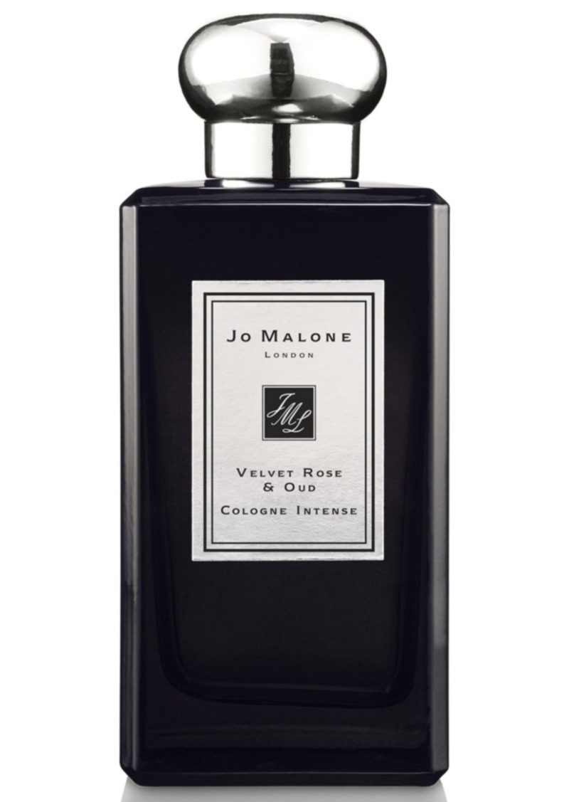 Jo Malone London Velvet Rose & Oud Cologne Intense, 3.4-oz.