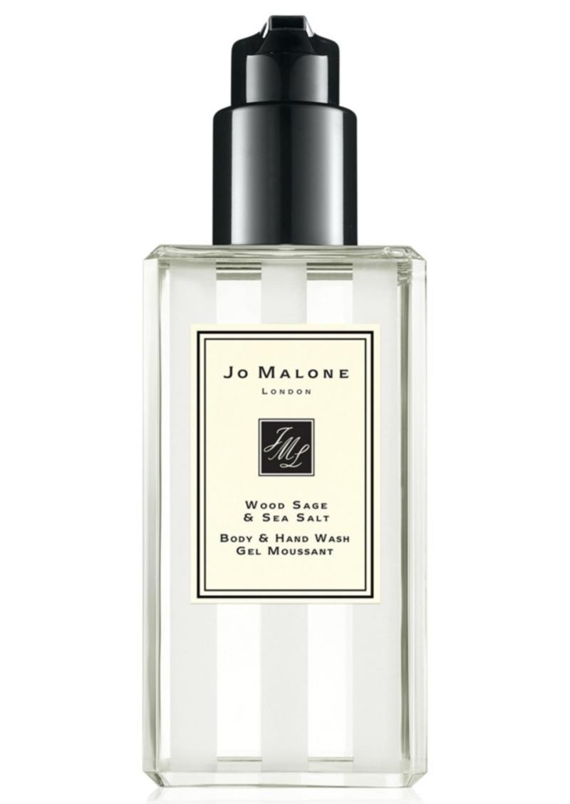 Jo Malone London Wood Sage & Sea Salt Body & Hand Wash, 8.5-oz.