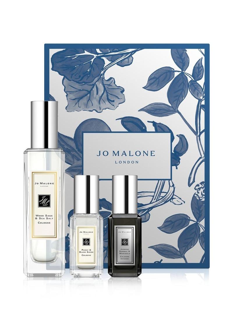 Jo Malone London Wood Sage & Sea Salt Scent Layering Trio - 100% Exclusive