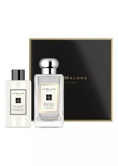 Jo Malone London Wood Sage & Sea Salt and Black Cedarwood & Juniper Duo