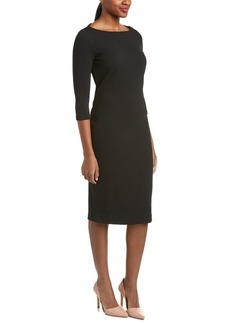Joan Vass Sheath Dress