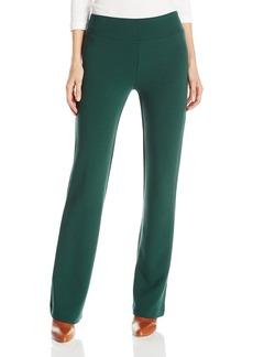 Joan Vass Women's Bootcut Ponte Pant