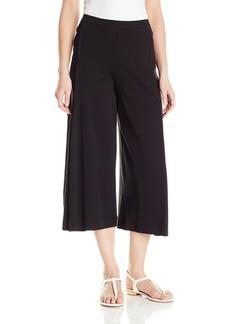Joan Vass Women's Culotte Pant