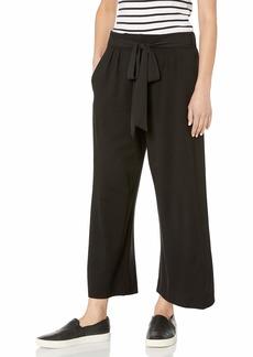 Joan Vass Women's Culottes with Tie Belt  S