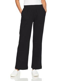 Joan Vass Women's Easy 2 Pocket Pant  L
