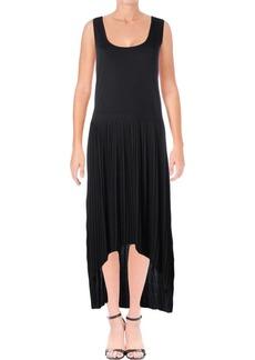 Joan Vass Women's High Low Dress