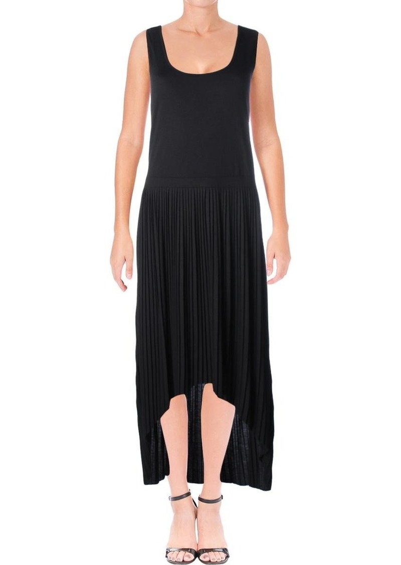 Joan Vass Women's High Low Dress
