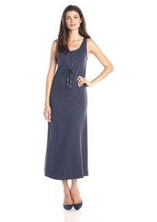 Joan Vass Women's Maxi Dress